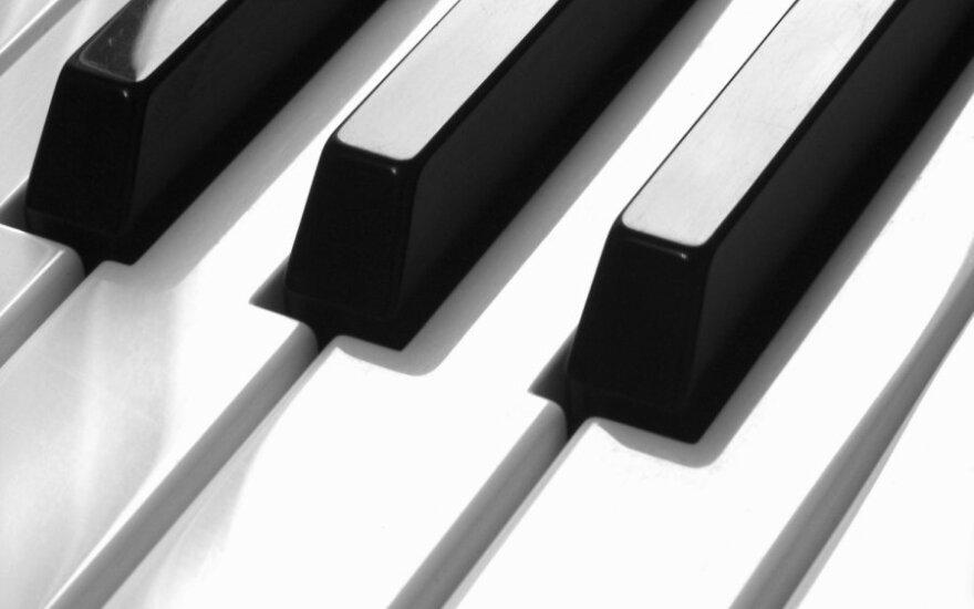В Вильнюсе - концерт пианиста Андрея Коробейникова