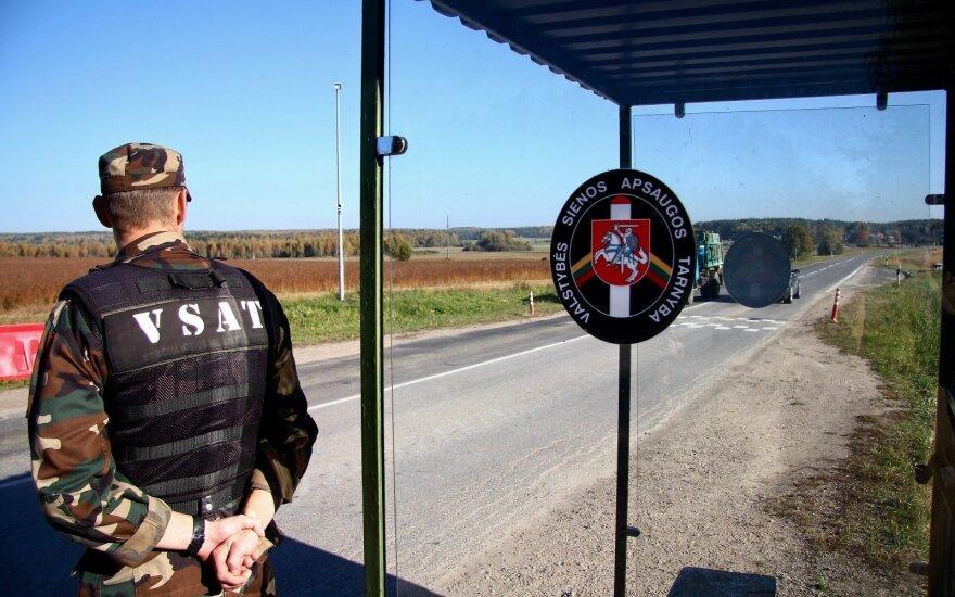 Командующий СОГГЛ: литовские пограничники могли просто не понять просьбы чеченцев об убежище