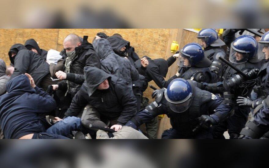 Против правительства митинговали 10 000 хорватов