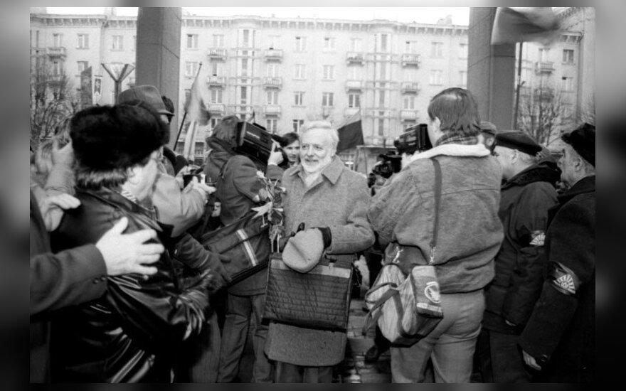 Sąjūdžio Seimo tarybos narys Vaidotas Antanaitis