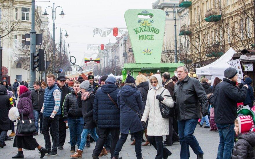В Вильнюсе начинается традиционная ярмарка Казюкаса