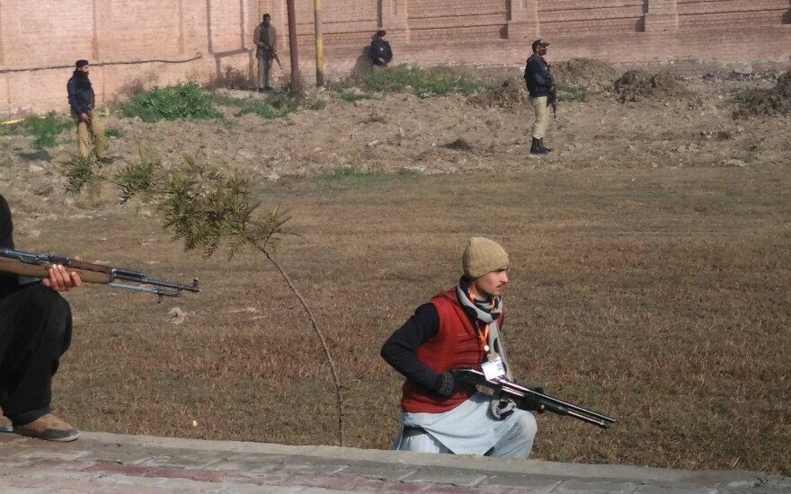 Нападение на университет в Пакистане: не менее 20 погибших
