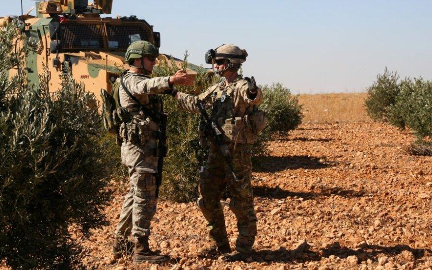 В Сирии произошел инцидент между армией США и сторонниками Асада