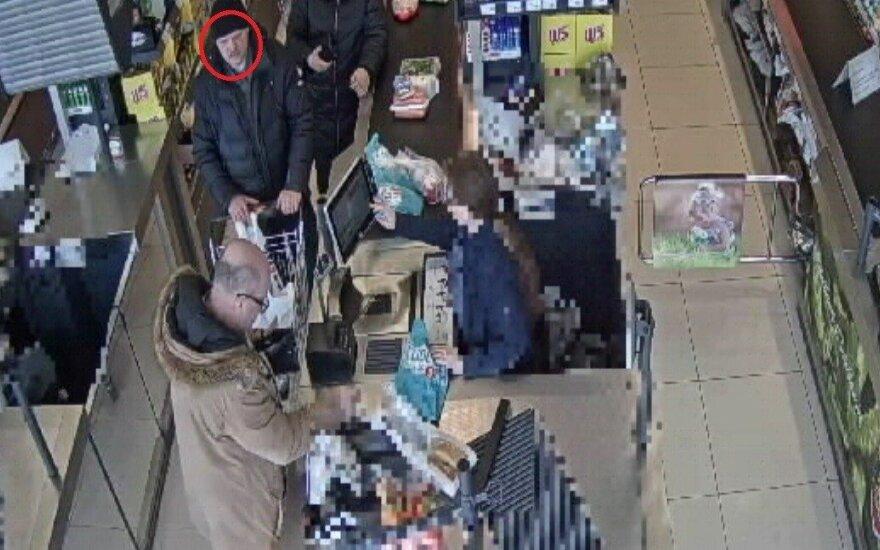 Полиция ищет мужчину, сообщившего о бомбе в магазине Lidl