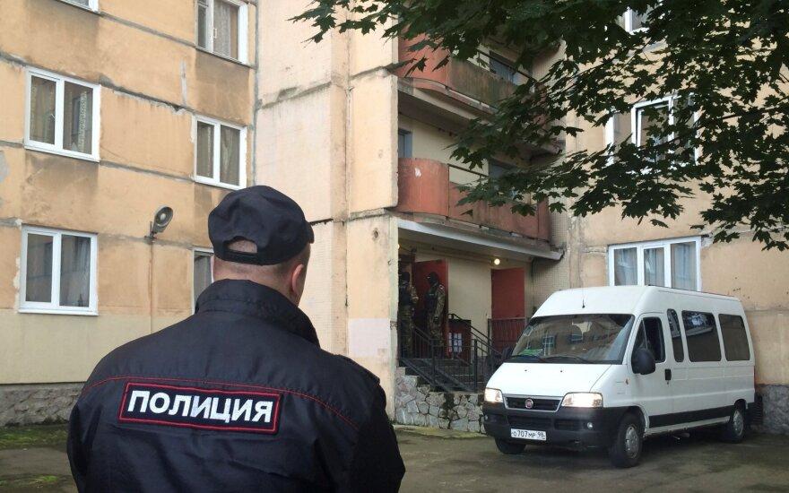 В Астрахани исламисты убили двух инспекторов ДПС