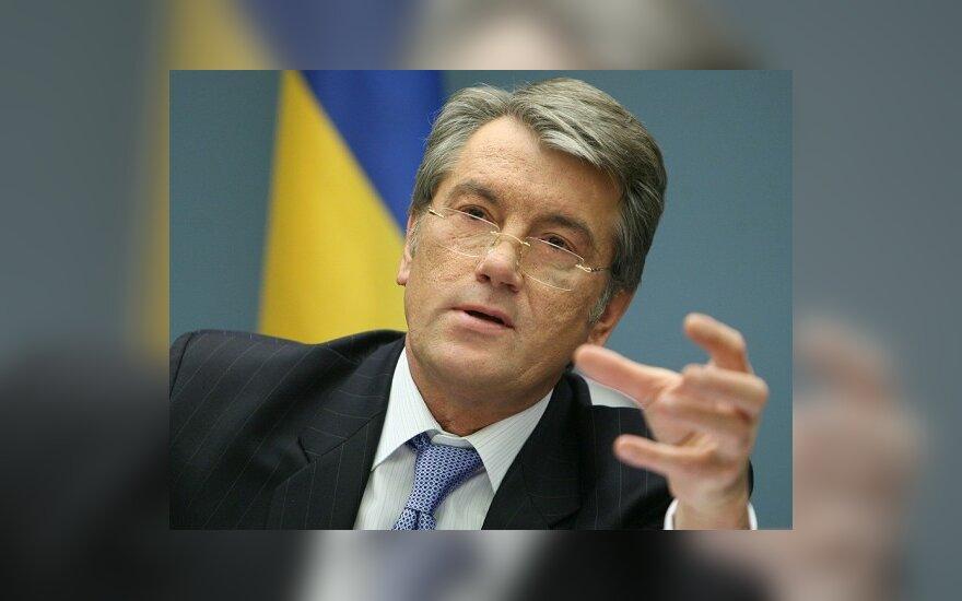Ющенко опроверг планы размещения ПРО США на Украине