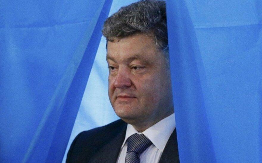 Putin nie został zaproszony na zaprzysiężenie Poroszenki