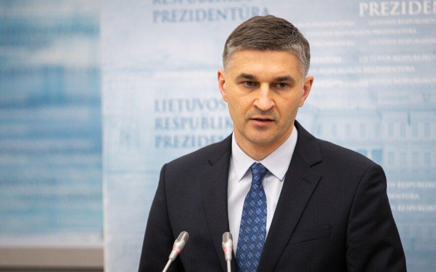 Советник президента Литвы: премьер низко пал и формулирует необоснованные обвинения