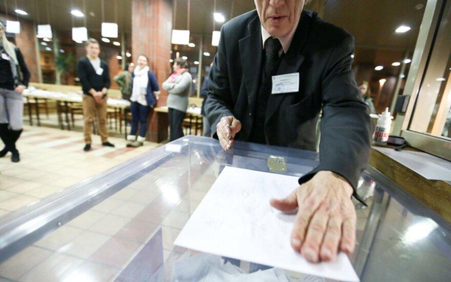 Горячие новости - итоги парламентских выборов и референдума в Литве!