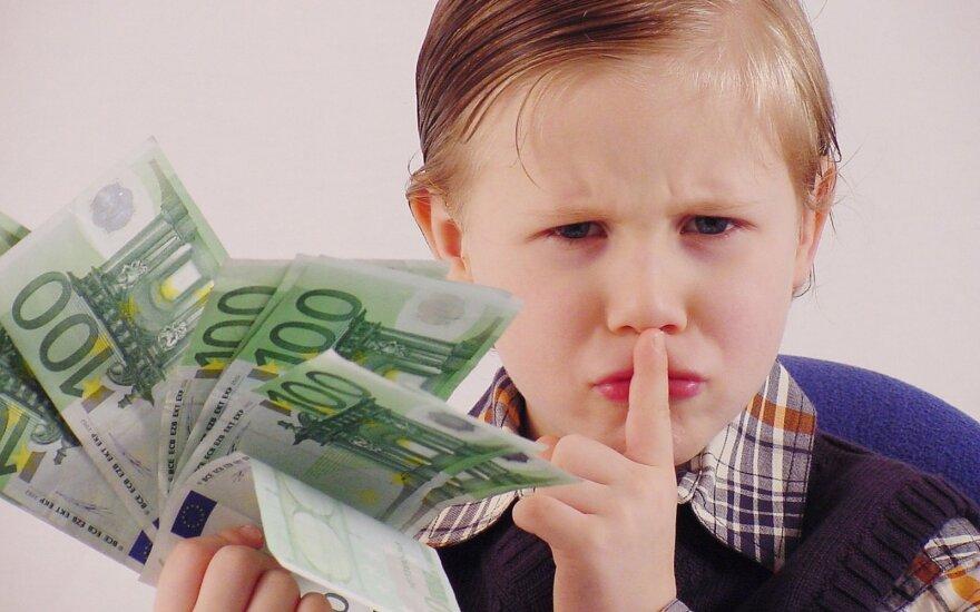 Dzieci wiedzą o pieniądzach więcej, niż myślicie