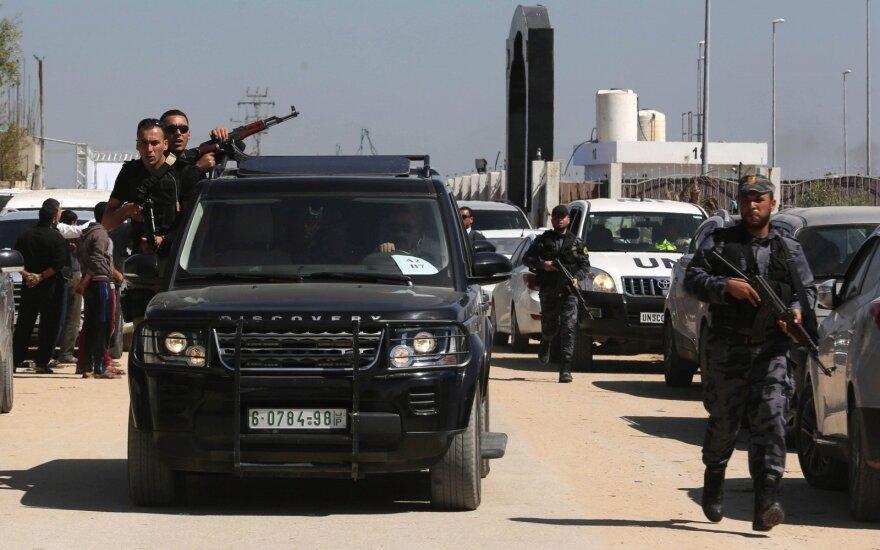 Израиль прекратил поставку автомобильных шин в сектор Газа