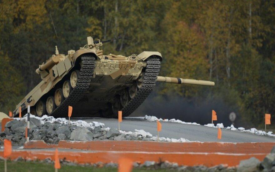 Россиянин осужден за попытку продать в Казахстан танк