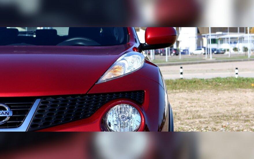 Nissan Juke: да здравствует оригинальность!