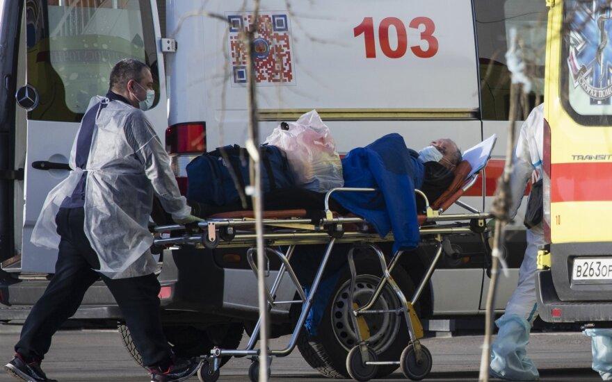 СМИ: смертность от коронавируса в России может быть на 70% выше официальной
