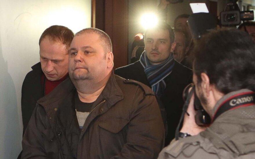 Подозреваемый в деле о событиях 13 января остается под арестом