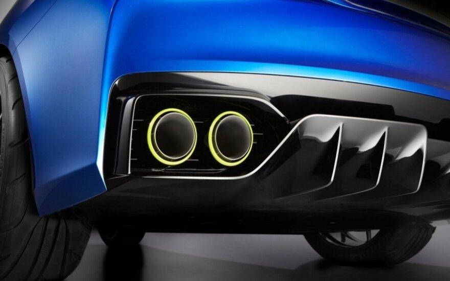 Компания Subaru решила попасть в Книгу рекордов Гиннесса