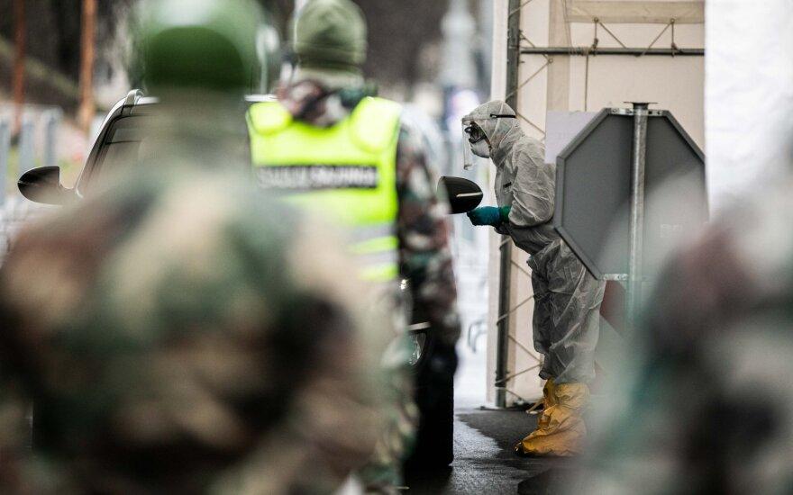 За сутки в Литве установили 32 случая коронавируса