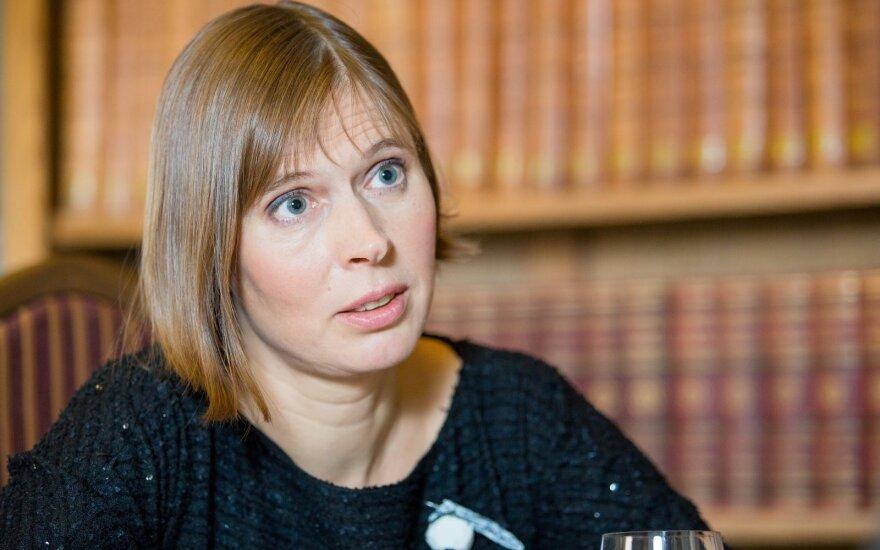 Президент Эстонии назвала формулу успеха страны