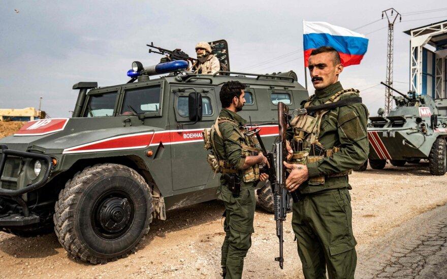 МИД РФ сообщил о гибели российских военных специалистов в Сирии