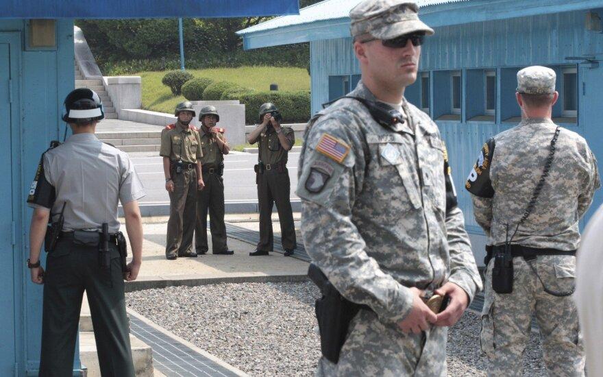 Белый дом расширил полномочия солдат США на границе с Мексикой