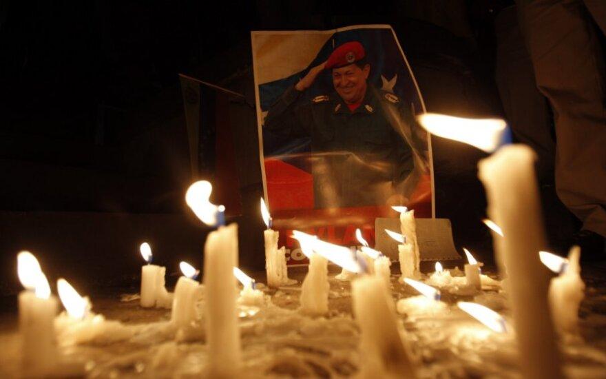 В Венесуэле объявлена неделя траура по Уго Чавесу