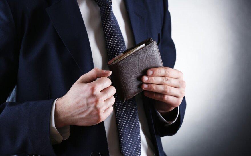 У главы Конституционного суда Литвы в Киеве стащили кошелек