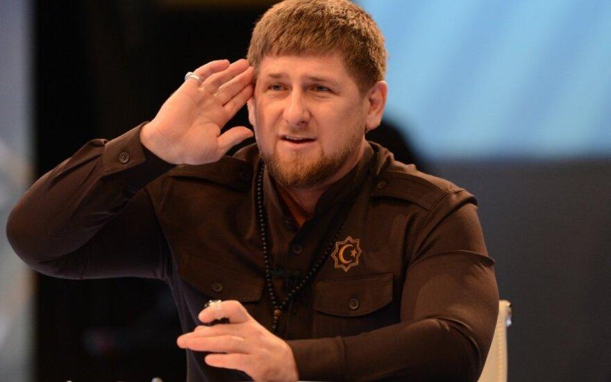 """Кадыров возглавил отделение """"Ночных волков"""" в Чечне"""