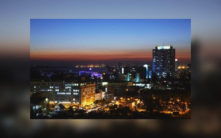 Maputu, Mozambikas