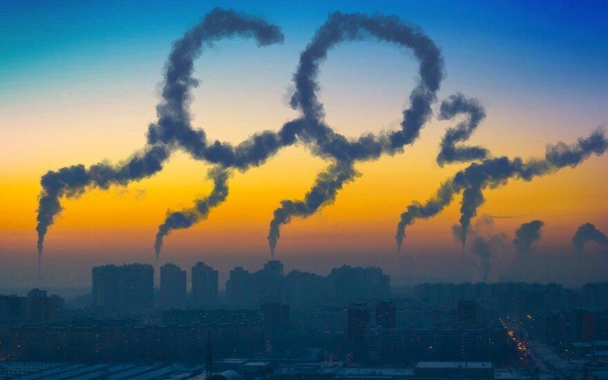 В Cейме Литвы решат, разрешить ли захоранивать в Литве диоксид углерода