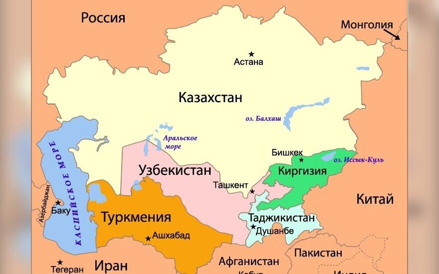 """Народы Средней Азии предлагают объединить в """"единое политическое целое"""""""