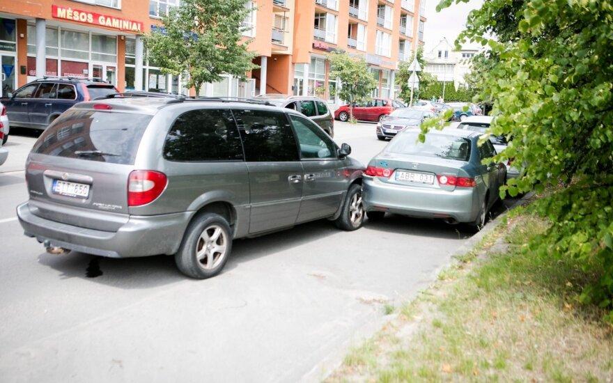 В Вильнюсе после ДТП пришлось реанимировать водителя Chrysler