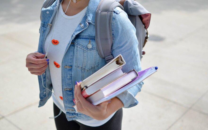 В Литве начинается дополнительный прием в университеты и колледжи