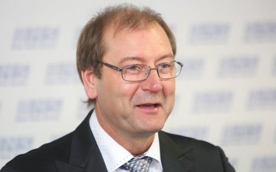 Успасских отказался от мандата члена Сейма Литвы в пользу места в ЕП