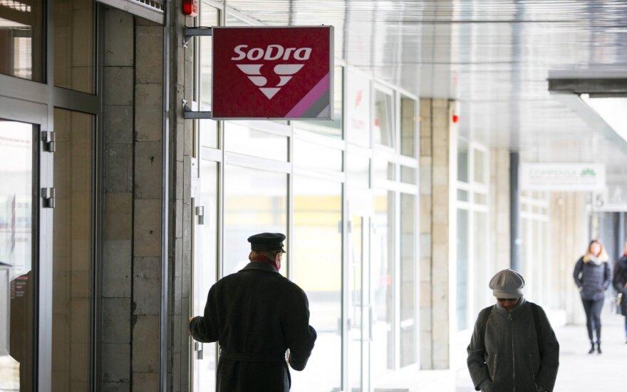 Жителей Литвы ждет нелегкий выбор, который определит размер пенсии в будущем