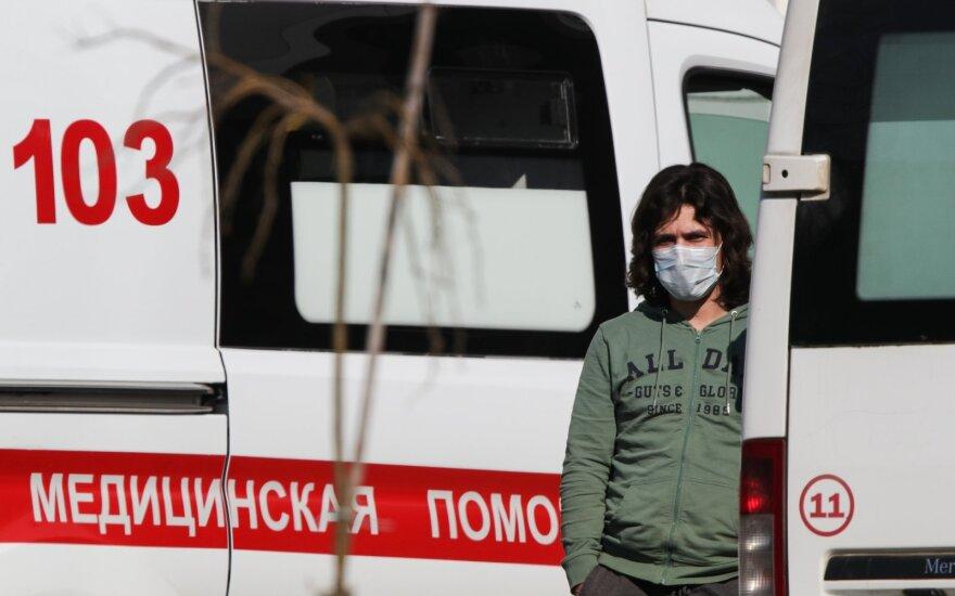 От коронавируса в России скончался первый пациент