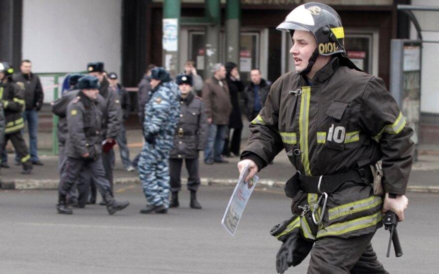 """""""Левада- центр"""": 59% россиян уверены в способности спецслужб защитить их от терактов"""