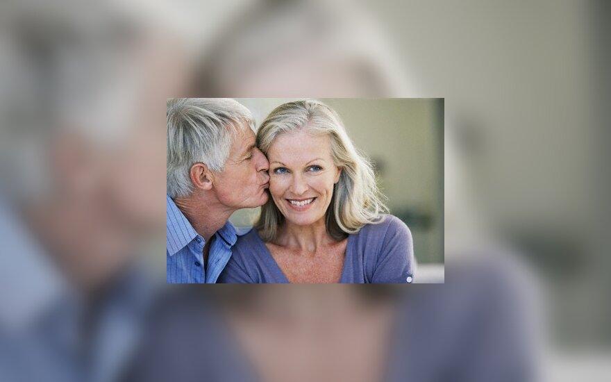 Лучший секс наступает после пятидесяти лет