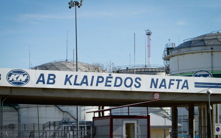 Выручка оператора терминалов углеводородов Klaipedos nafta выросла до 52,8 млн евро