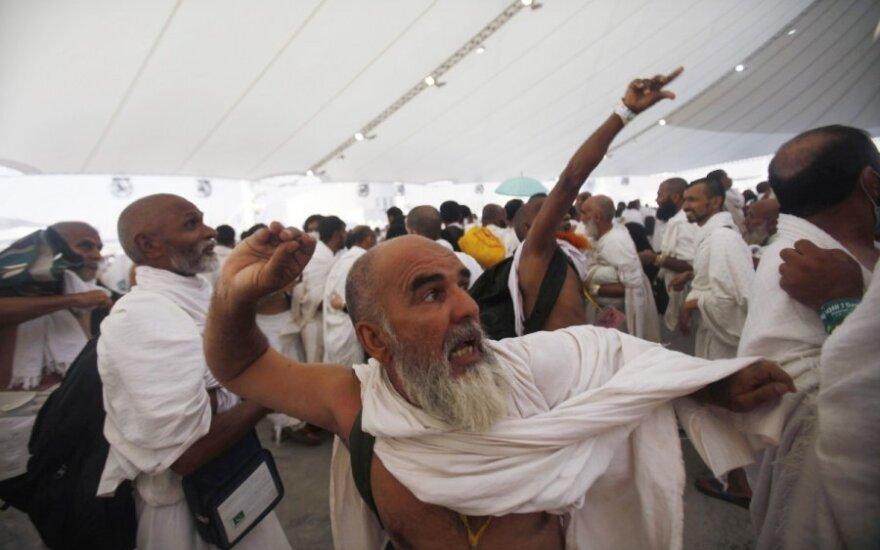 Мусульмане отмечают свой главный праздник — Курбан-Байрам