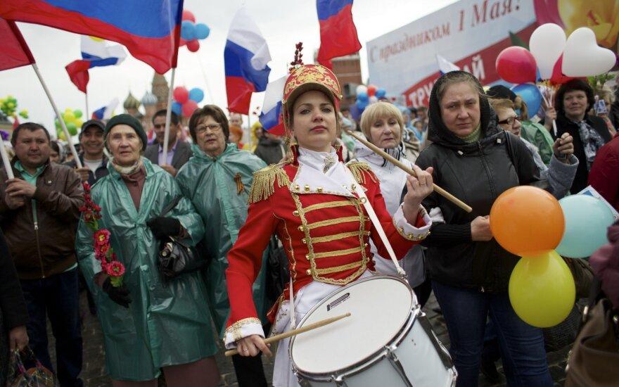 Опрос: большинство россиян считают русский народ исключительным