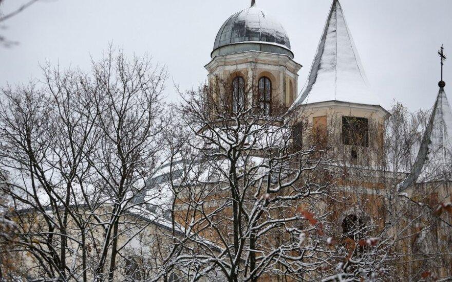 Погода: в первой половине недели будет ясно и прохладно, в пятницу - снег