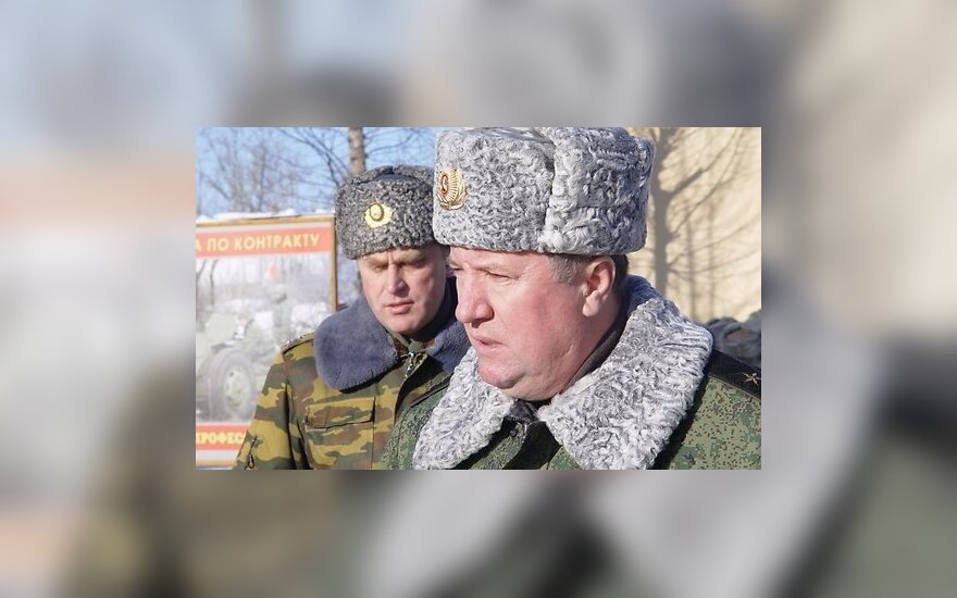 Экс-главком сухопутных войск РФ признан виновным в коррупции