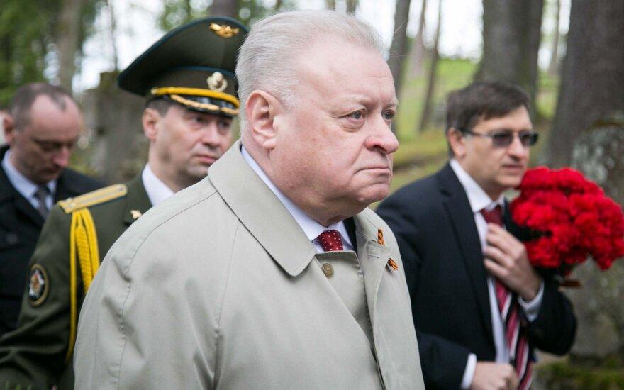 Литовский министр дала совет послу РФ по воинским захоронениям