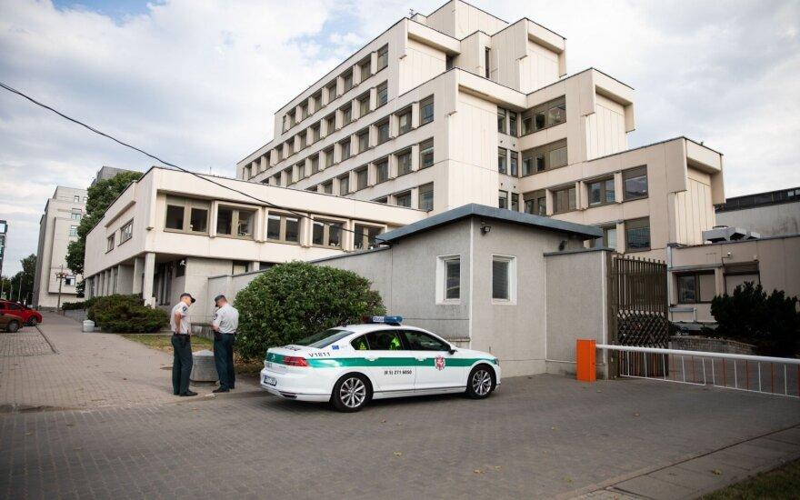 В сейм Литвы была вызвана полиция, чтобы проверить на трезвость депутата Киркиласа