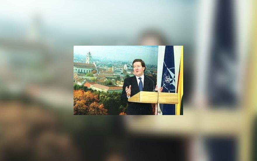 Экс-генсек: Россия все ближе к вступлению в НАТО