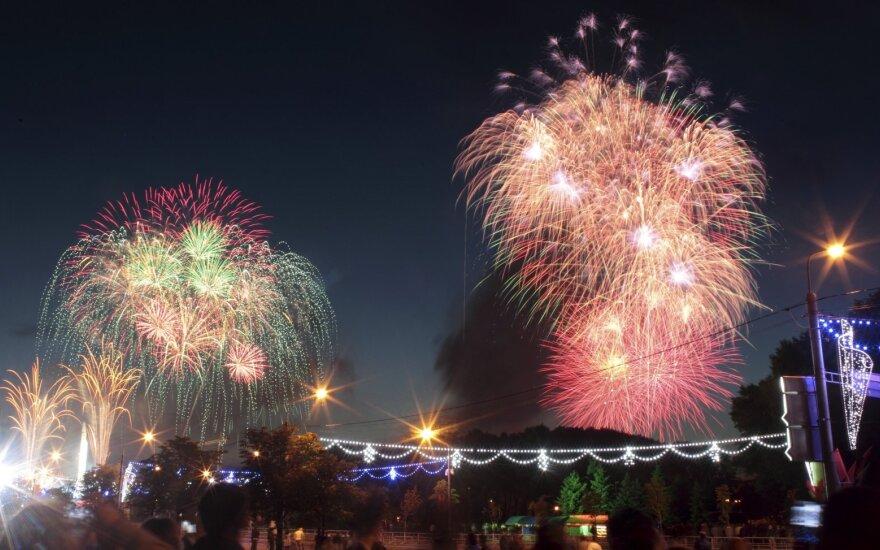 Minske minima Baltarusijos nepriklausomybės diena