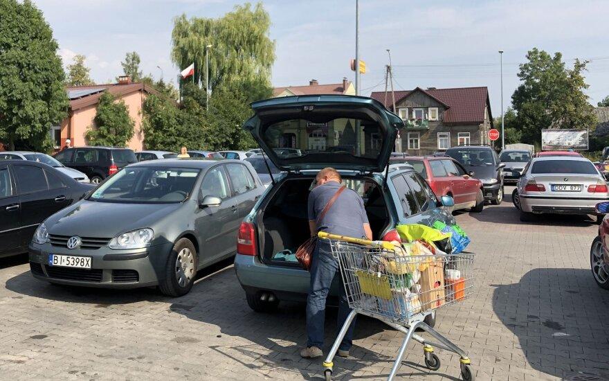 Mokyklinių prekių kainos Lenkijoje