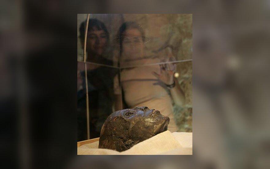 Tutanchamono mumija
