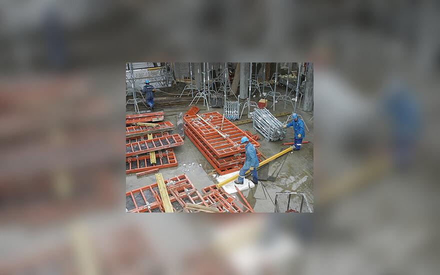 Statybininkai, Seimo rūmai