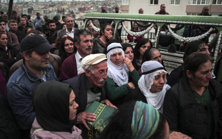 Еще 10 человек задержаны в связи со взрывами в Анкаре